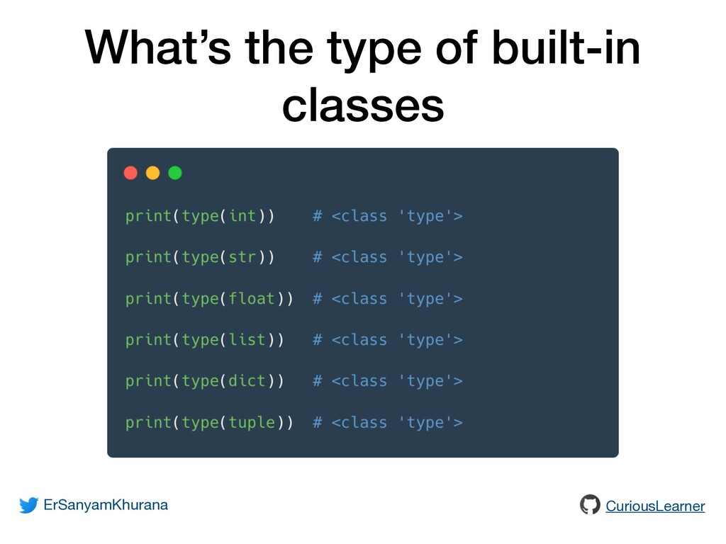 What's the type of built-in classes ErSanyamKhu...