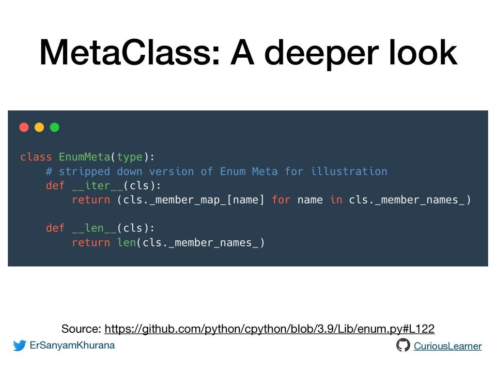 ErSanyamKhurana CuriousLearner MetaClass: A dee...