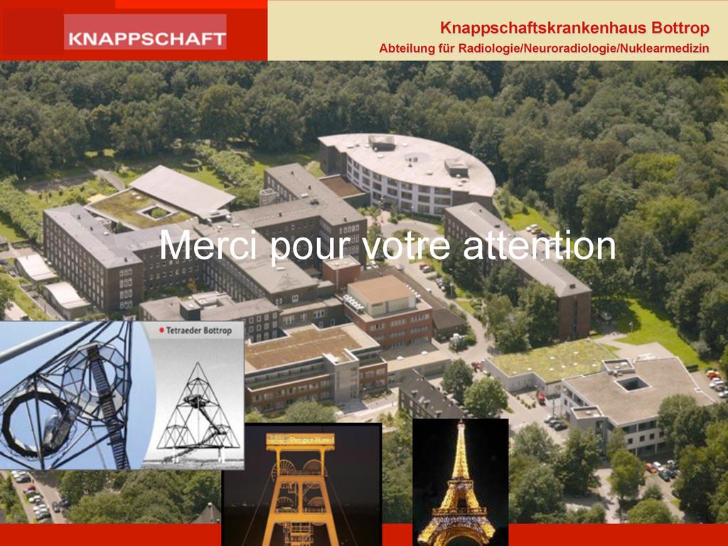 Knappschaftskrankenhaus Bottrop Abteilung für R...