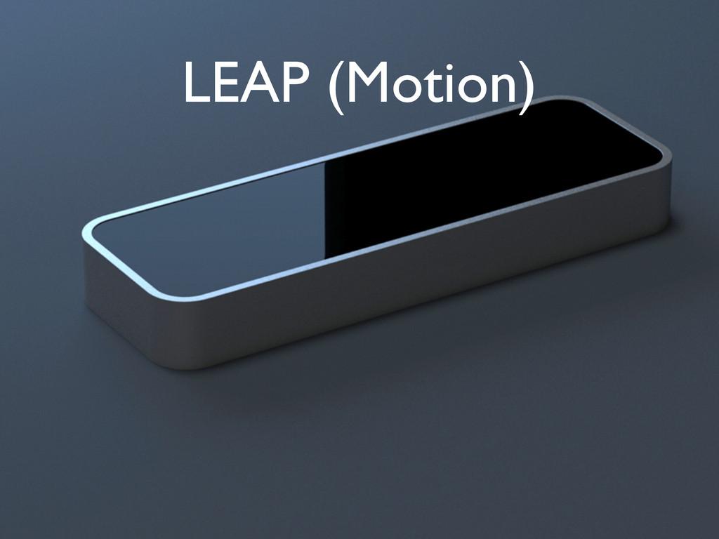 LEAP (Motion)