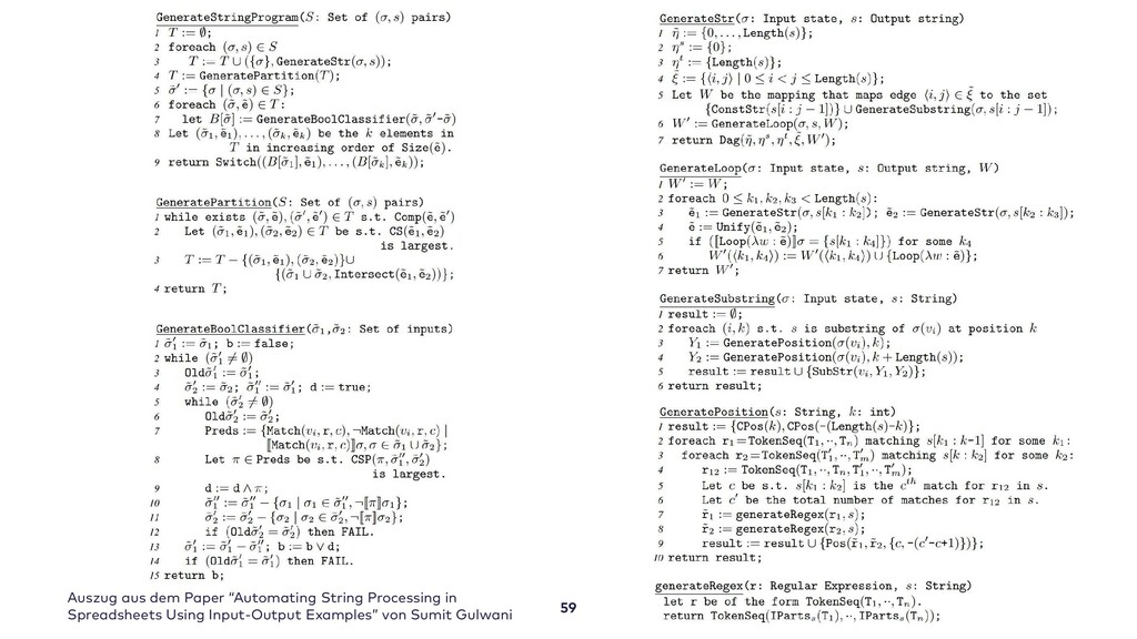 "59 Auszug aus dem Paper ""Automating String Proc..."