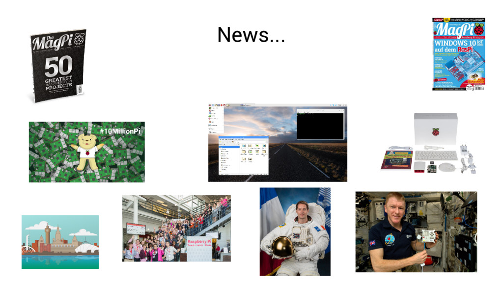 News...
