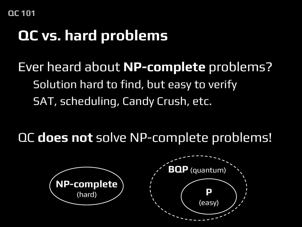 NNP Ever heard about NP-complete problems? Solu...