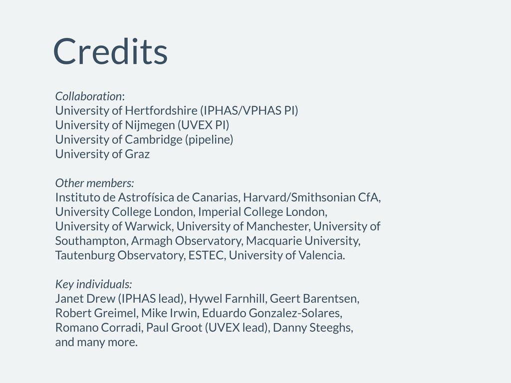 Collaboration: University of Hertfordshire (IPH...