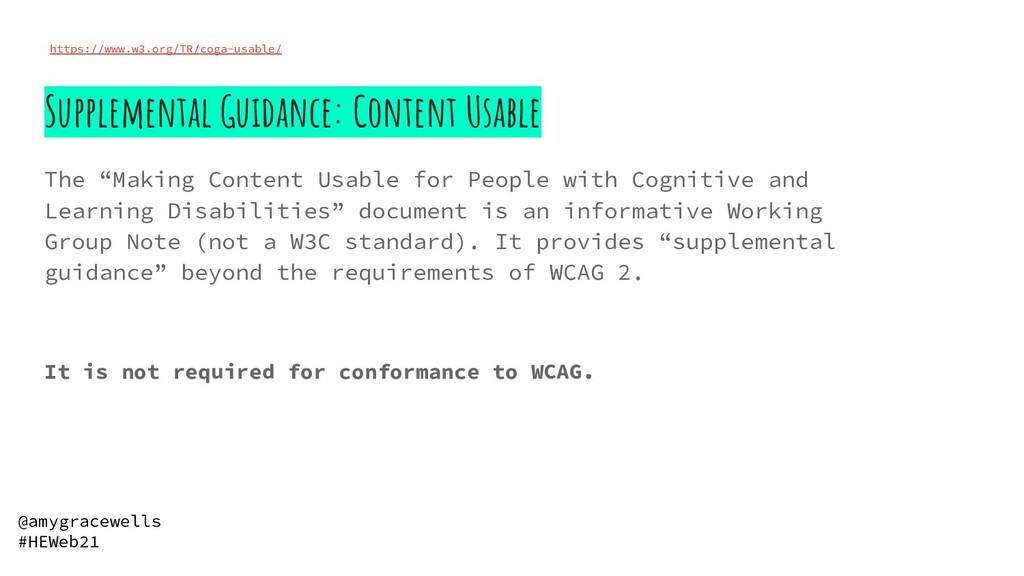 """Supplemental Guidance: Content Usable The """"Maki..."""