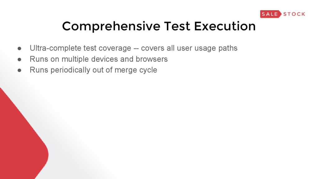 Comprehensive Test Execution ● Ultra-complete t...