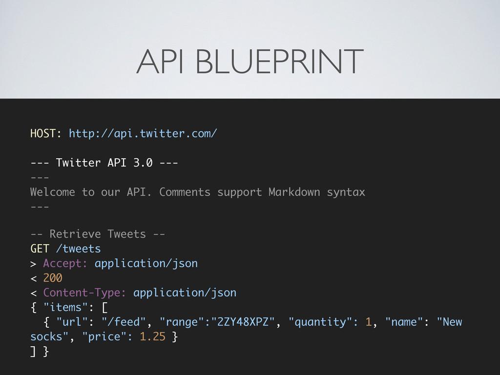 HOST: http://api.twitter.com/ --- Twitter API 3...