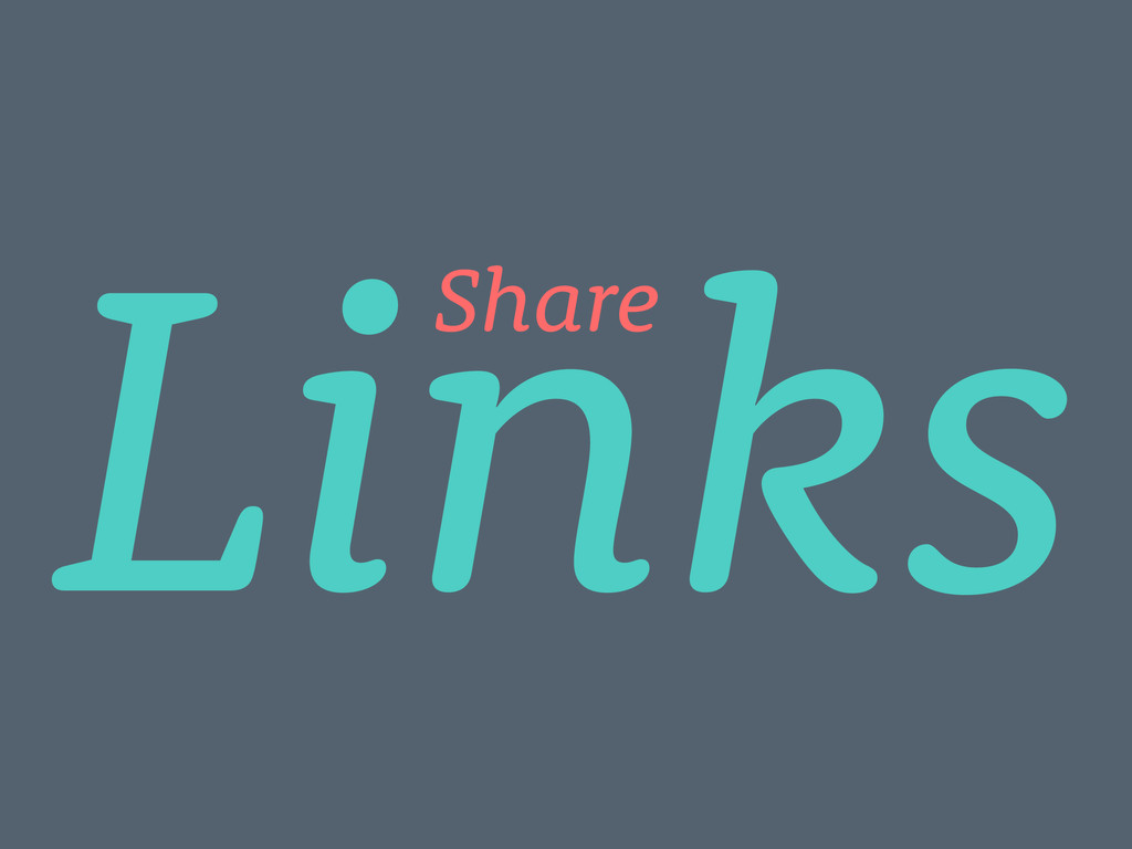 Links Share