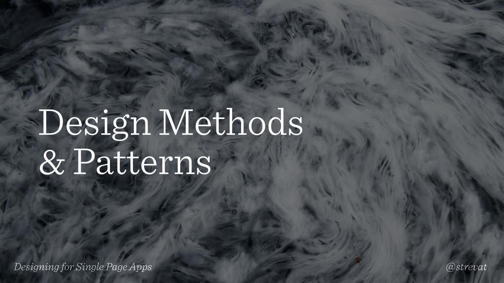 Designing for Single Page Apps @strevat Design ...