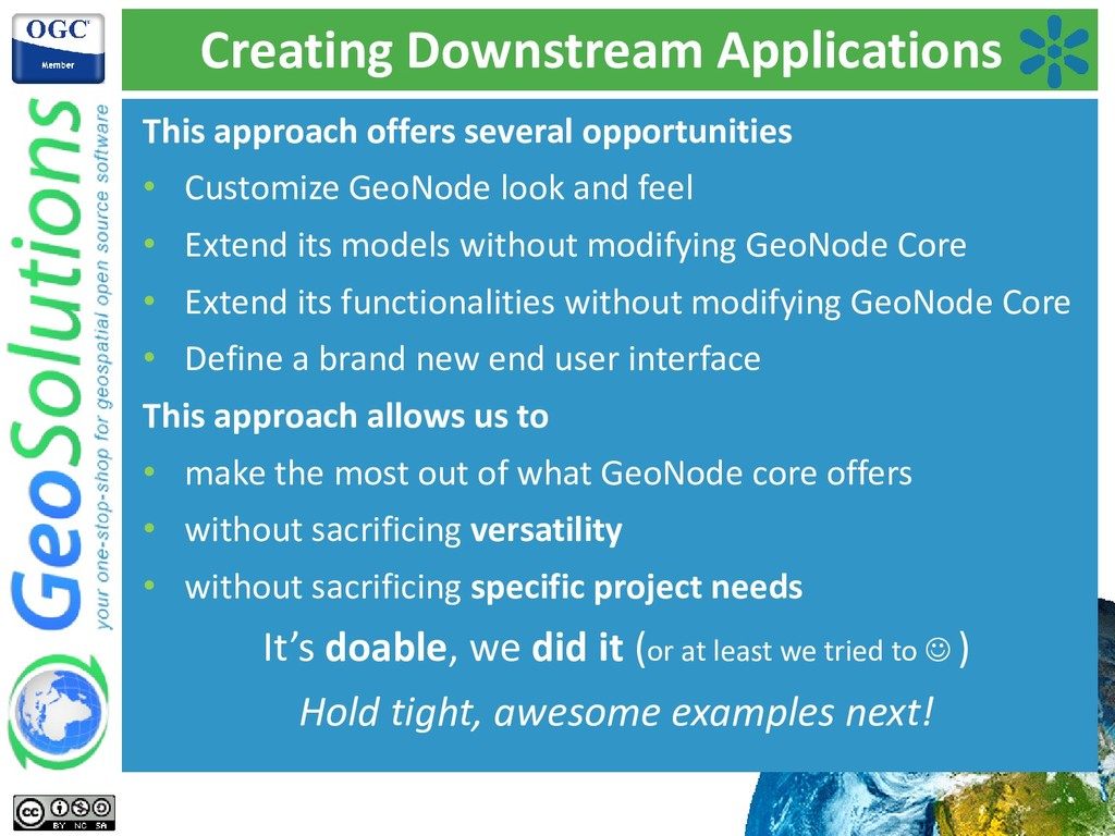 Creating Downstream Applications This approach ...