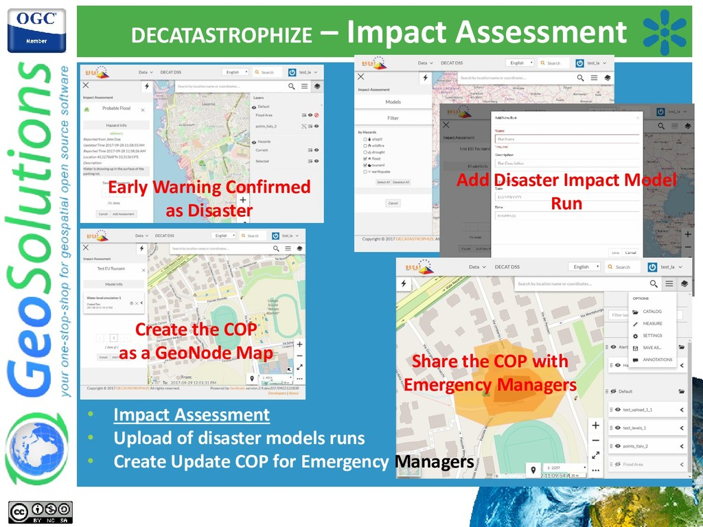 DECATASTROPHIZE – Impact Assessment Early Warni...