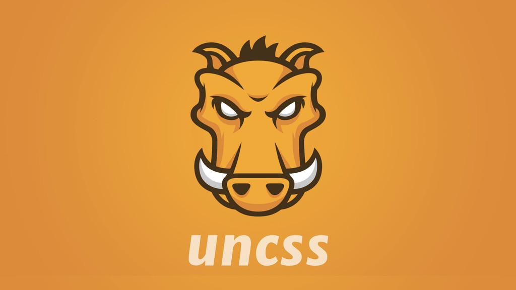 uncss