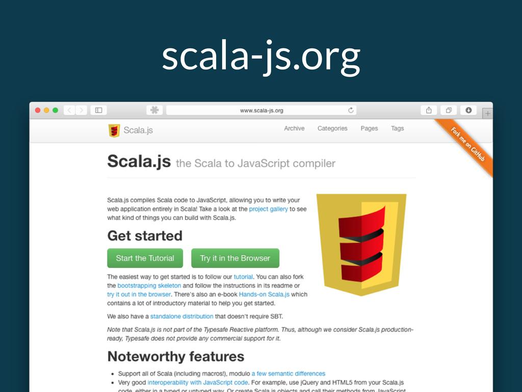 scala-js.org