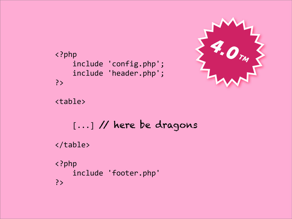 <?php     include 'config.php'; ...