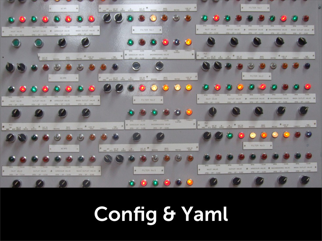 Config & Yaml