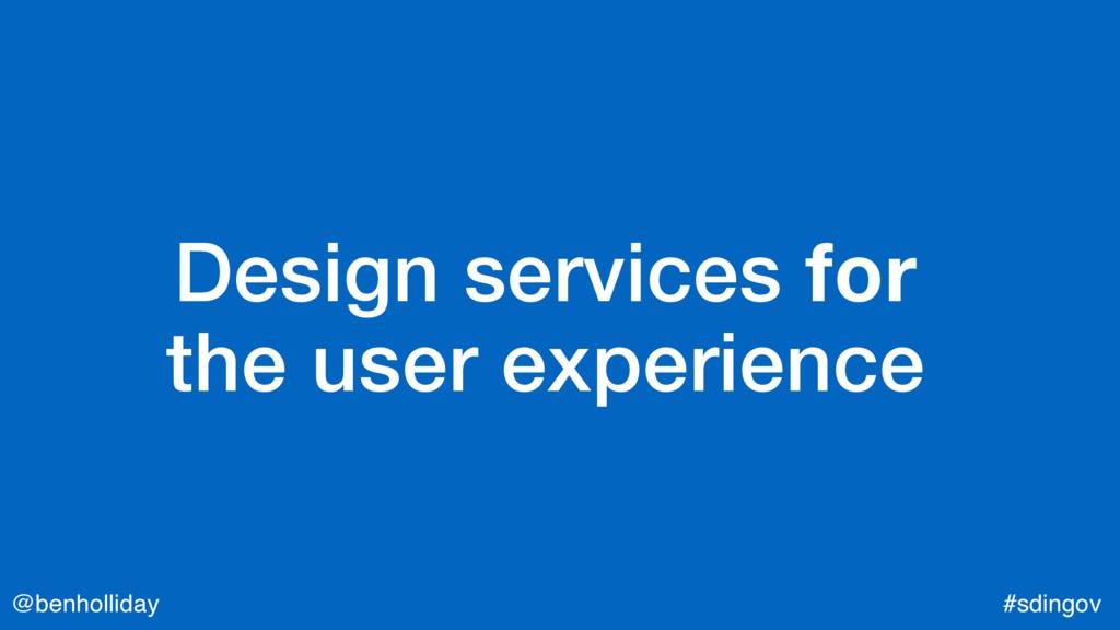 @benholliday #sdingov Design services for the u...