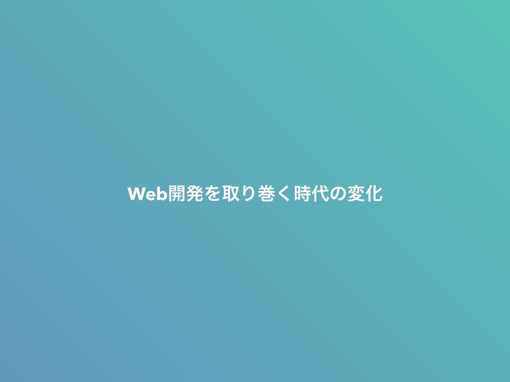 Web։ൃΛऔΓר͘ͷมԽ