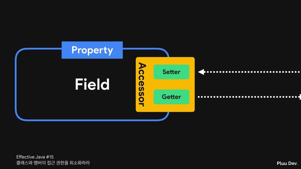 Pluu Dev. Property Accessor Setter Getter Field...