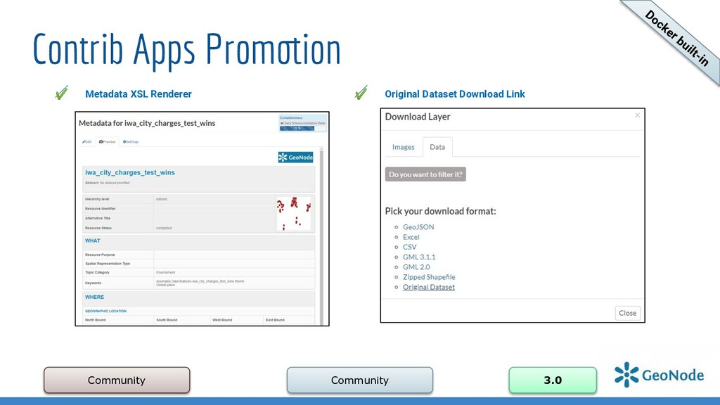 Contrib Apps Promotion Community Community 3.0 ...