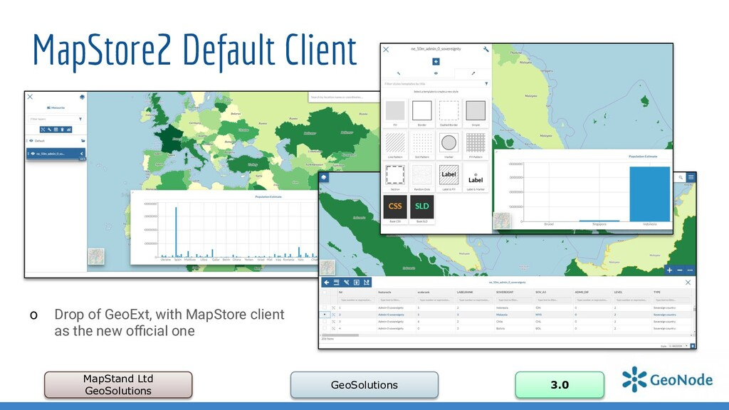 MapStore2 Default Client MapStand Ltd GeoSoluti...