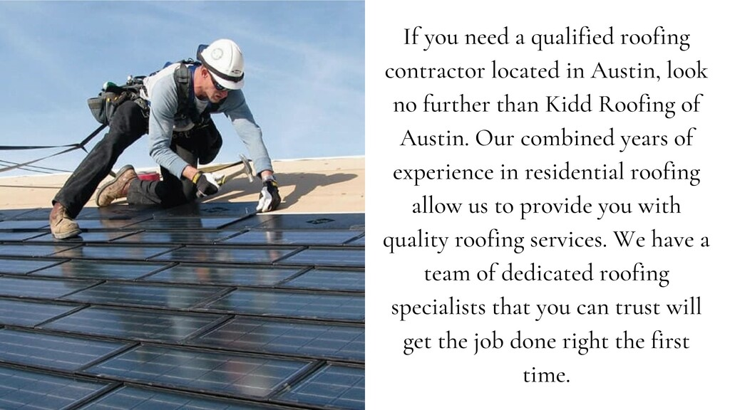 If you need a qualified roofing contractor loca...