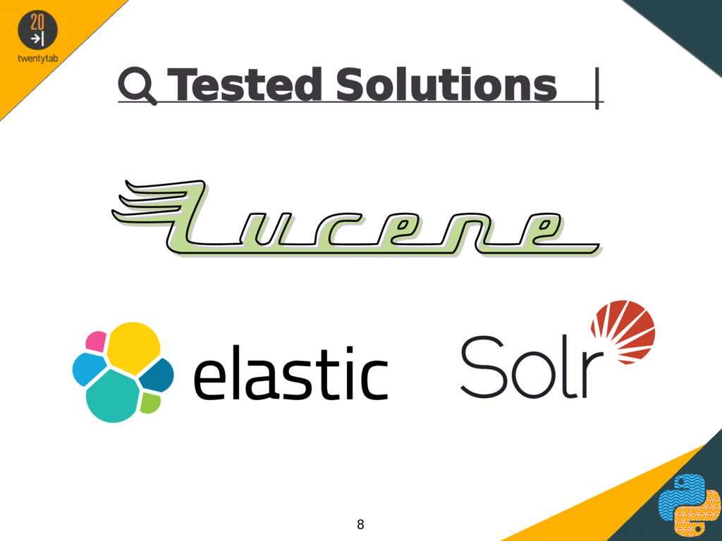  Tested Solutions | 8