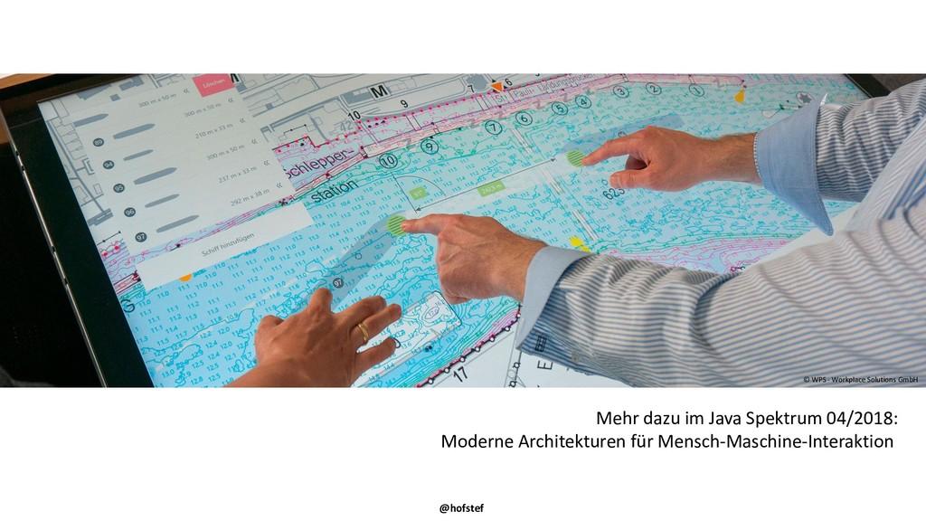@hofstef © WPS - Workplace Solutions GmbH Mehr ...
