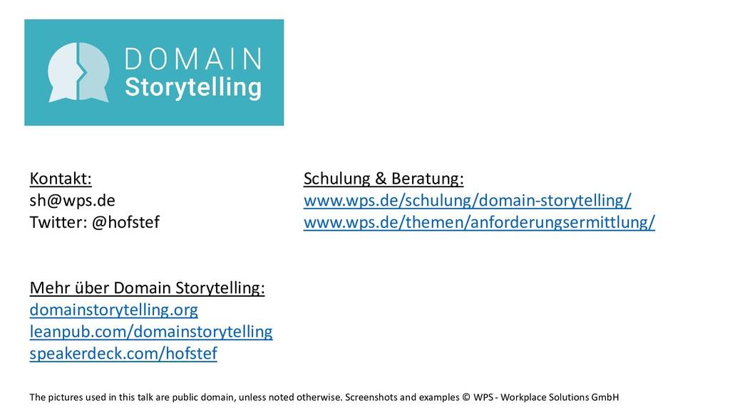 Kontakt: Schulung & Beratung: sh@wps.de www.wps...