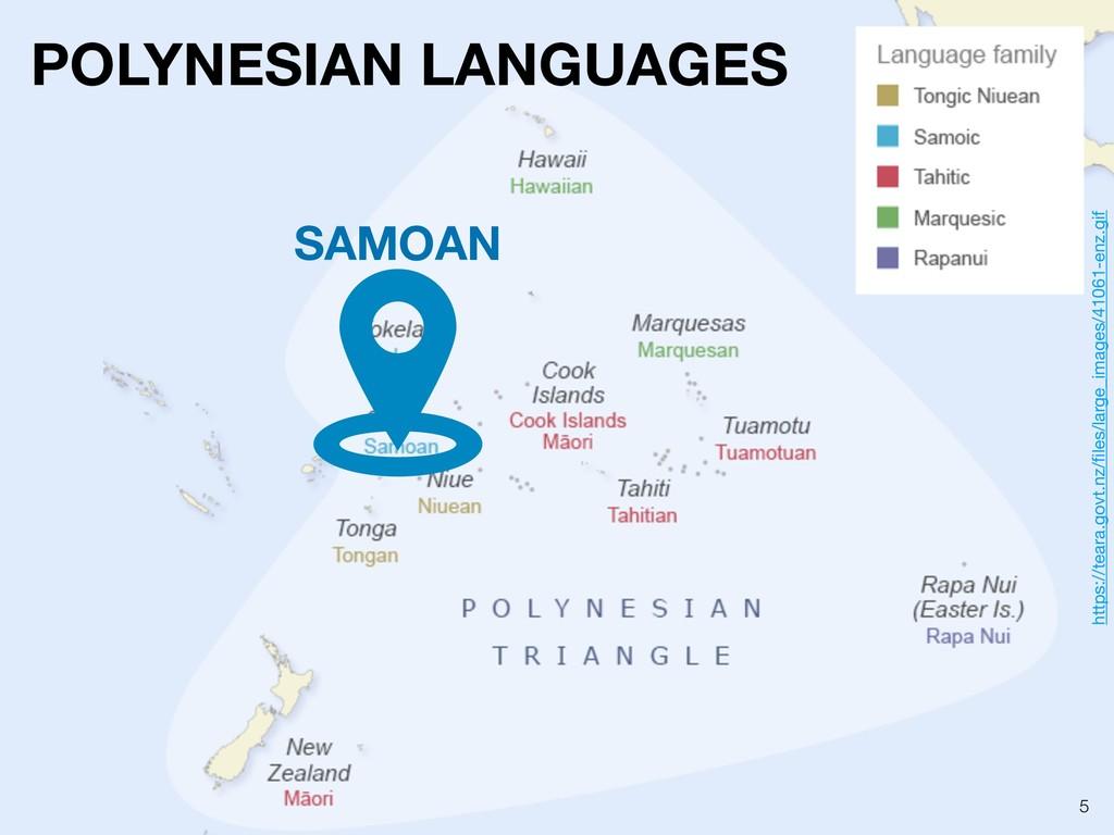 POLYNESIAN LANGUAGES https://teara.govt.nz/files...