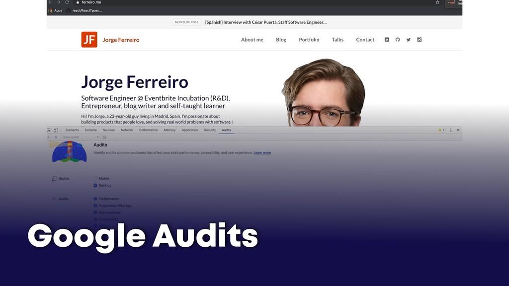 Google Audits