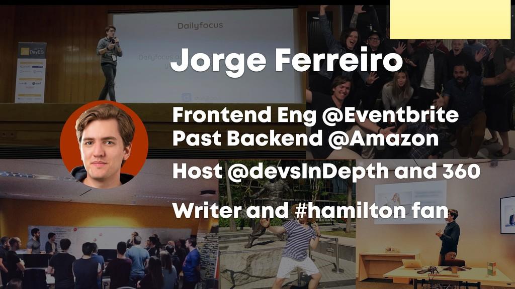 @JGFERREIRO #TwitterPerf Frontend Eng @Eventbri...
