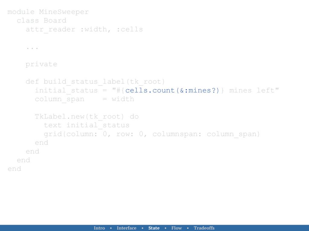 module MineSweeper class Board attr_reader :wid...