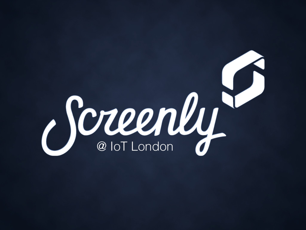 @ IoT London