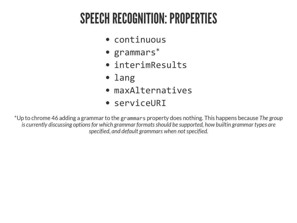 "SPEECH RECOGNITION: PROPERTIES …'–‹—'—• ‰""ƒ..."
