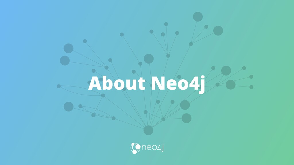 About Neo4j