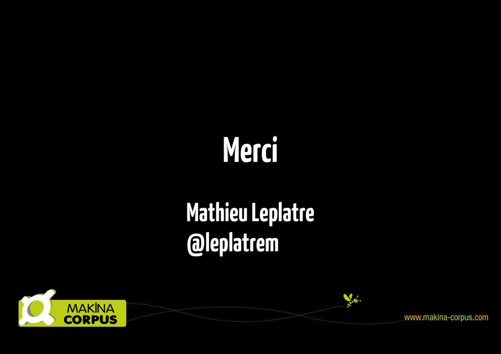 Merci Mathieu Leplatre @leplatrem
