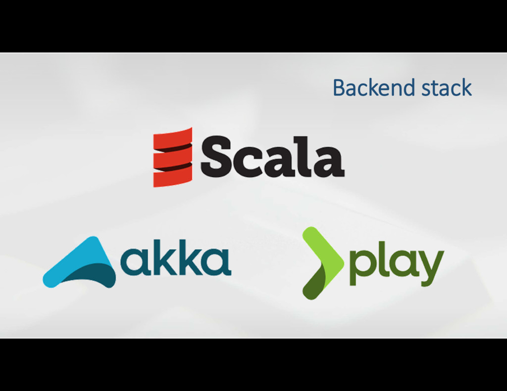 Backend stack