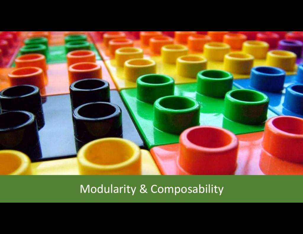 Modularity & Composability