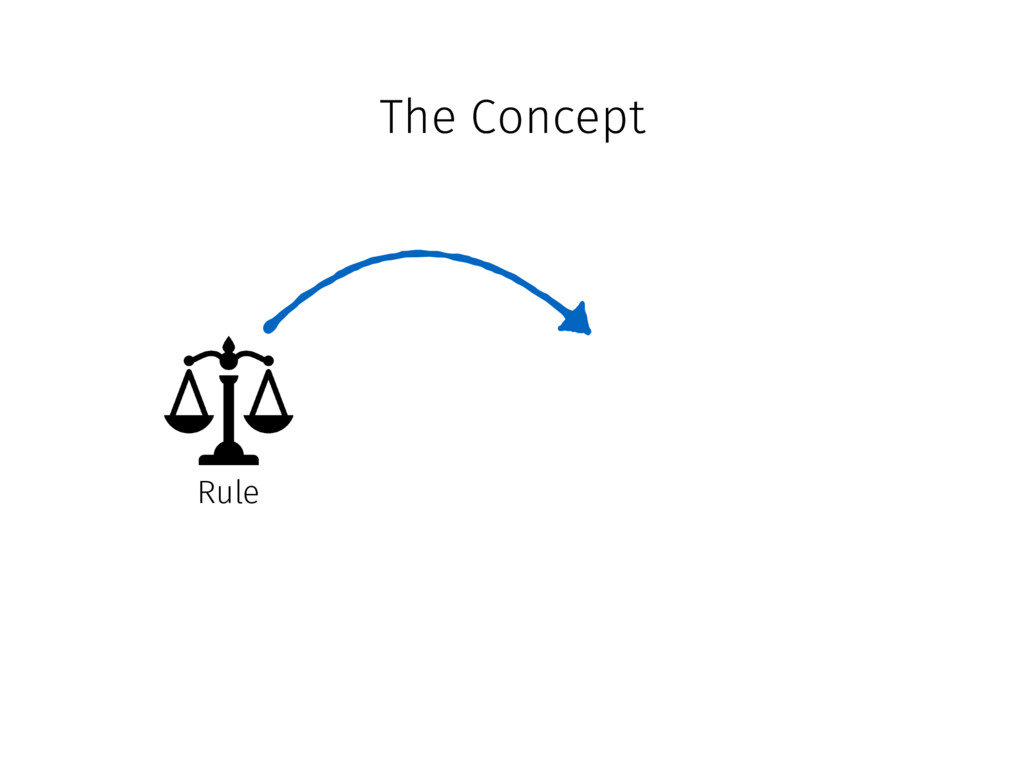 The Concept Rule