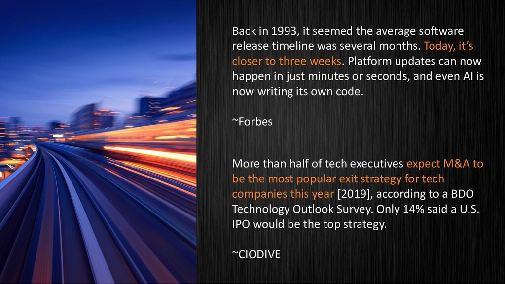 Back in 1993, it seemed the average software re...