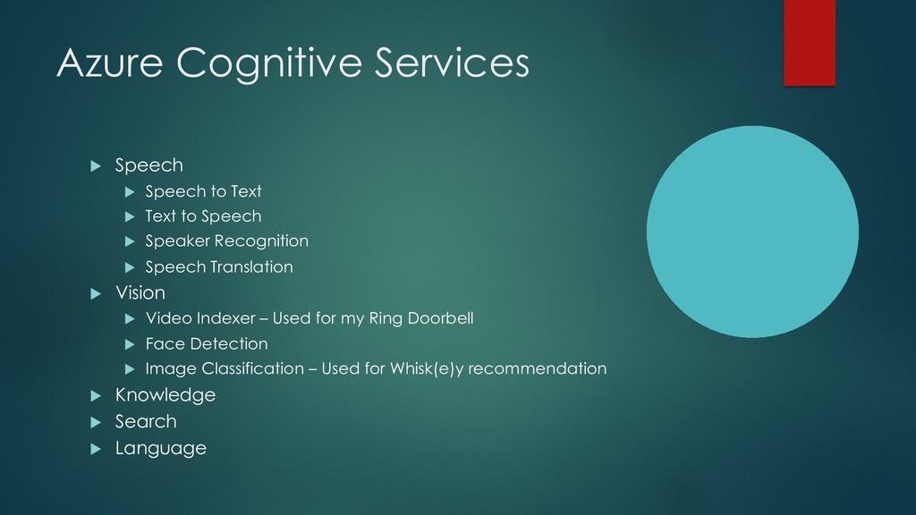 Azure Cognitive Services u Speech u Speech to T...