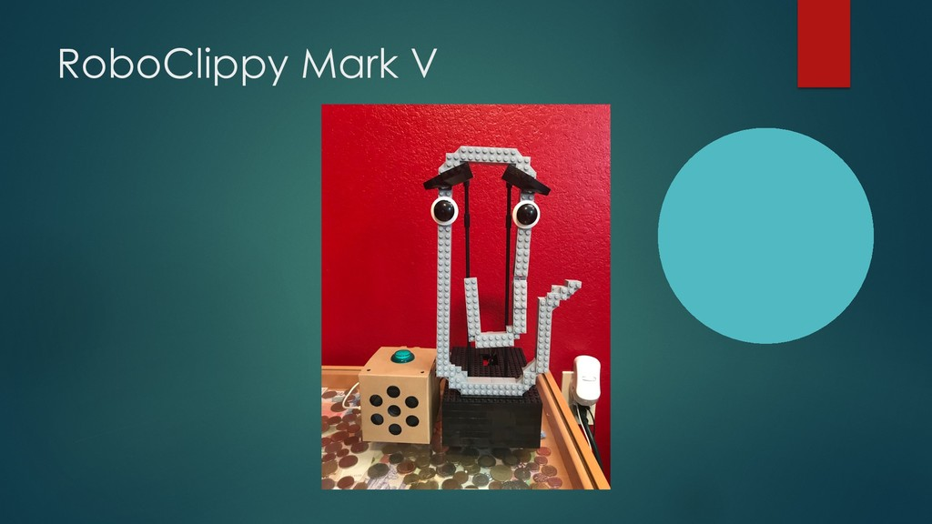 RoboClippy Mark V