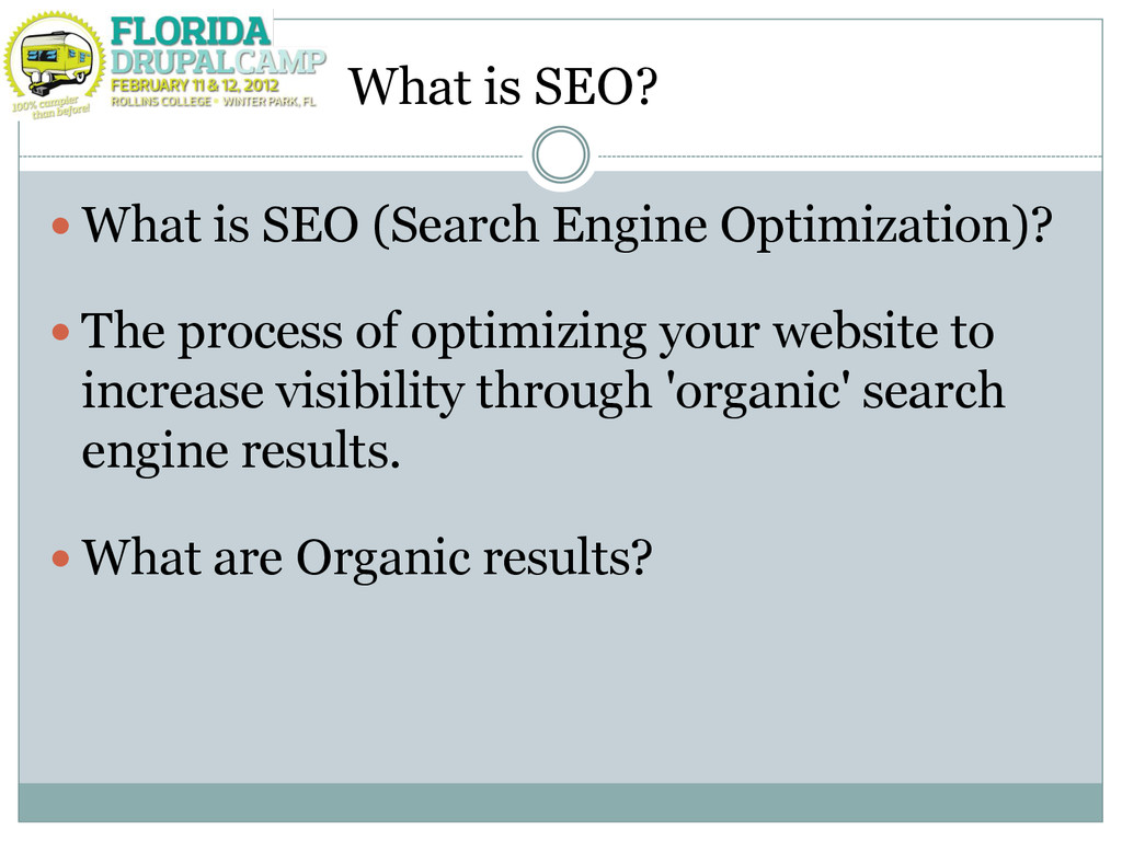 What is SEO?  What is SEO (Search Engine Optim...