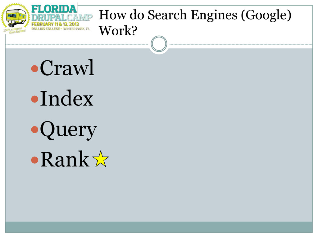How do Search Engines (Google) Work? Crawl In...