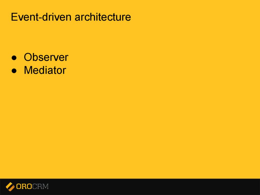 Presentation title here Event-driven architectu...