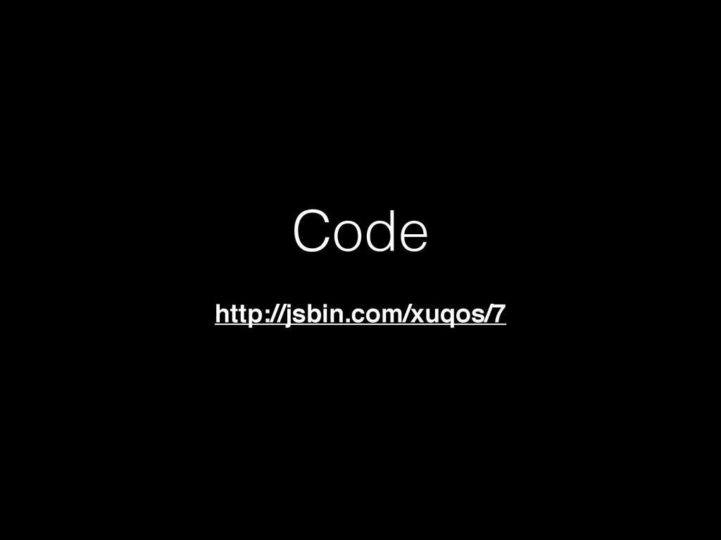 Code http://jsbin.com/xuqos/7