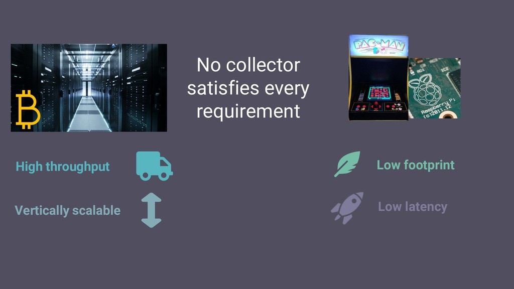 No collector satisfies every requirement Vertic...