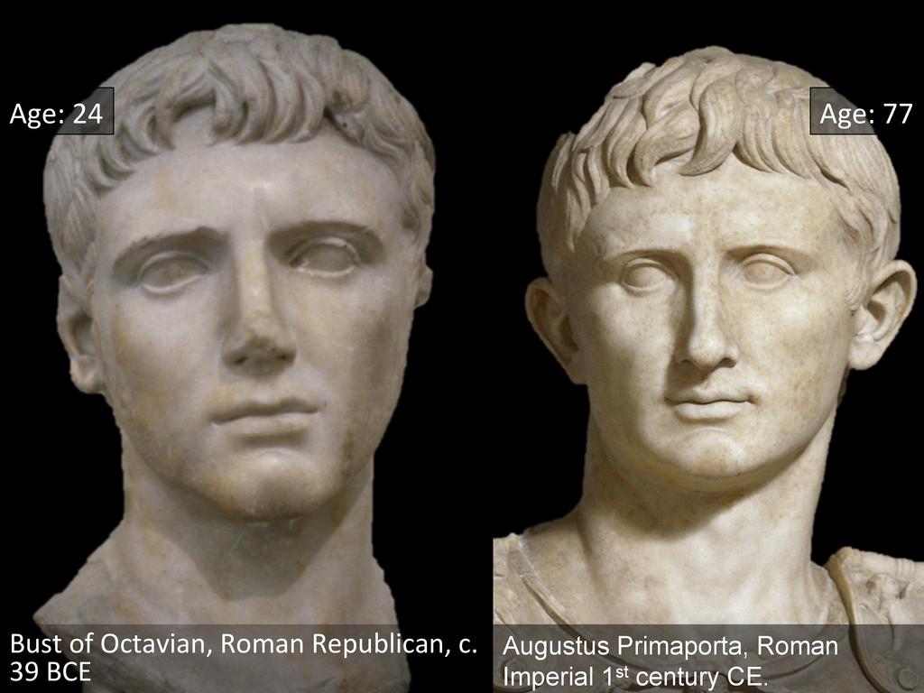 Augustus Primaporta, Roman Imperial 1st century...