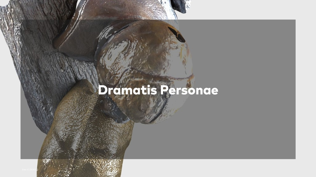 Dramatis Personae Foto © INNOQ