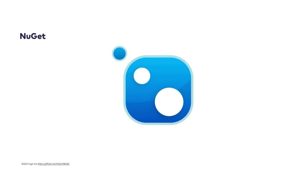 NuGet NuGet Logo von https://github.com/NuGet/M...
